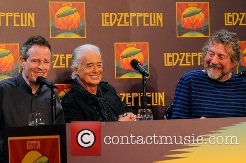 John Paul Jones, Jimmy Page, Robert Plant and Jason Bonham 13
