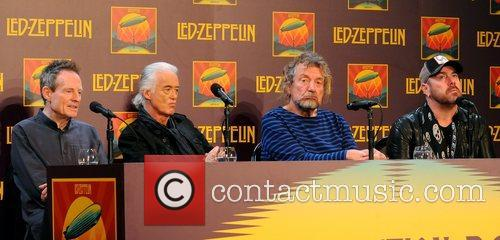 John Paul Jones, Jimmy Page, Robert Plant, Jason Bonham
