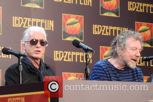 Jimmy Page and Robert Plant 10