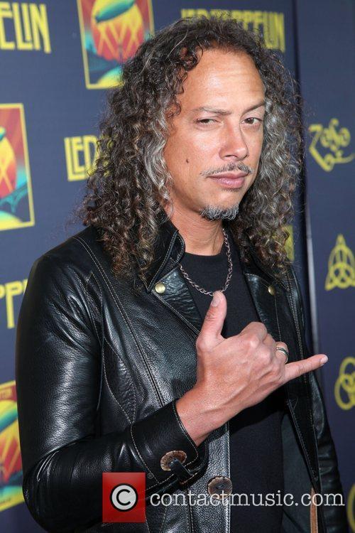 Kirk Hammett 10