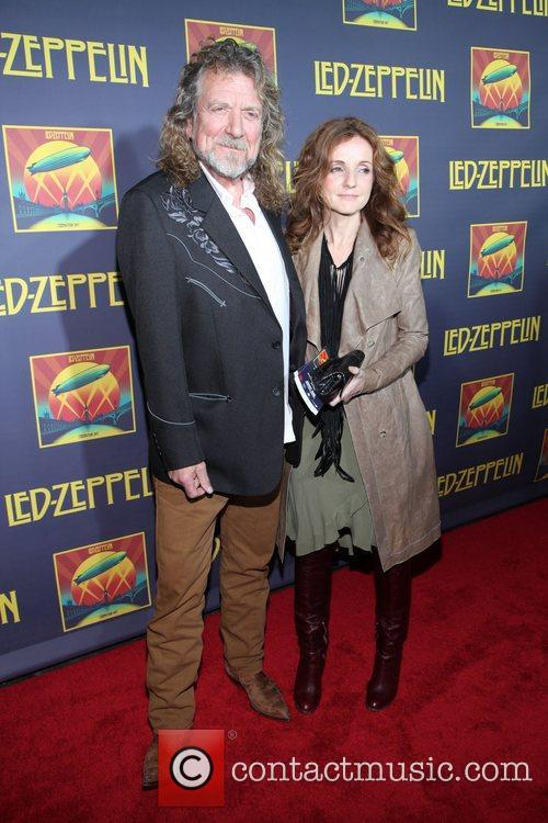 Robert Plant and Patty Griffin