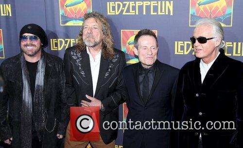 Robert Plant, Jimmy Page, John Paul Jones and Jason Bonham 4