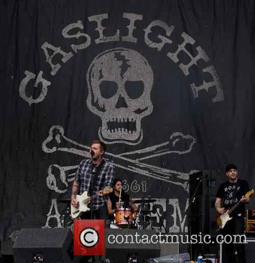 The Gaslight Anthem and Leeds Festival 5