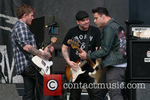 The Gaslight Anthem and Leeds Festival 7
