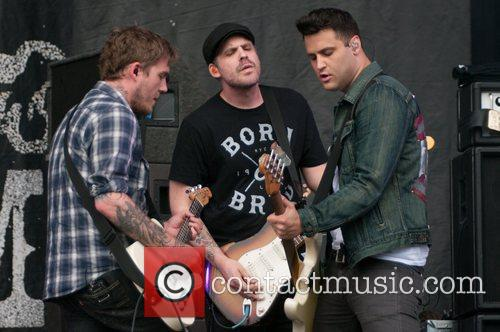The Gaslight Anthem and Leeds Festival 12