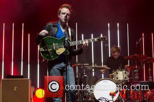 Two Door Cinema Club, Leeds & Reading Festival and Leeds Festival 3