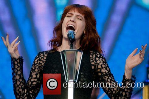 Florence Welch, Florence And The Machine and Leeds & Reading Festival 2