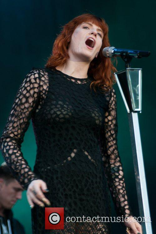 Florence Welch, Florence And The Machine and Leeds & Reading Festival 3