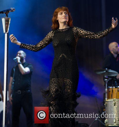 Florence Welch, Florence And The Machine and Leeds & Reading Festival 4