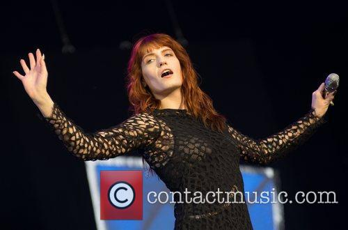 Florence Welch, Florence And The Machine and Leeds & Reading Festival 5