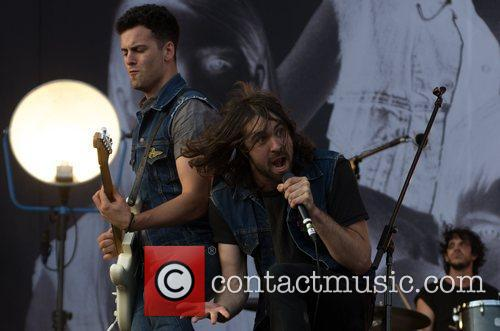 The Vaccines and Leeds & Reading Festival 11