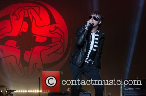 Tom Meighan, Kasabian, Leeds & Reading Festival and Leeds Festival 15