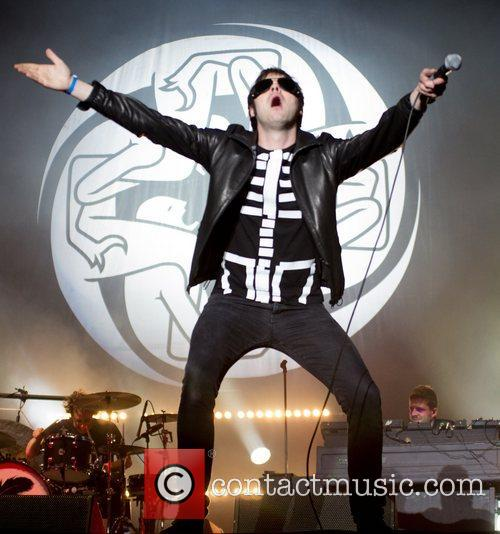 Tom Meighan, Kasabian, Leeds & Reading Festival, Leeds Festival