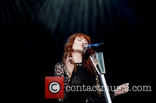 Florence Welch, Florence And The Machine and Leeds & Reading Festival 8