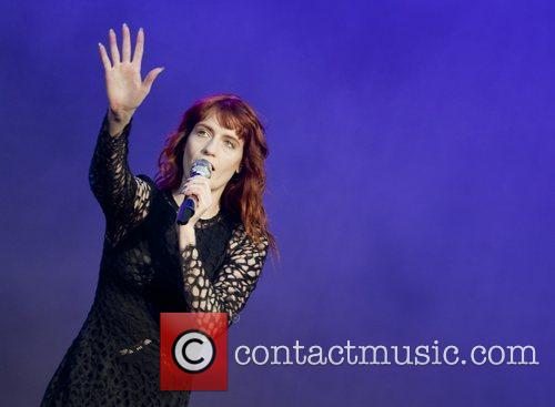 Florence Welch, Florence And The Machine and Leeds & Reading Festival 11