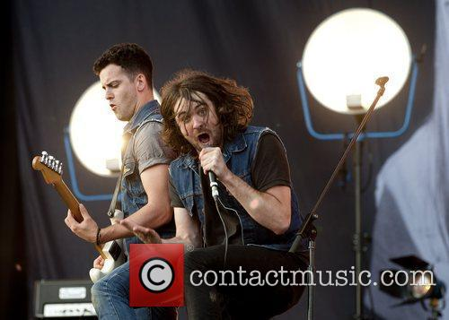 The Vaccines and Leeds & Reading Festival 14