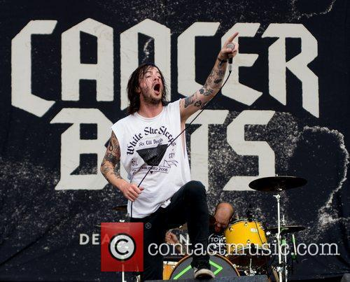 Cancer Bats, Leeds & Reading Festival