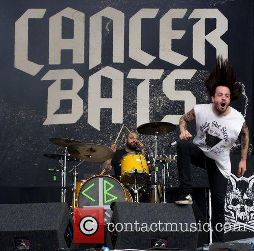 Cancer Bats and Leeds & Reading Festival 14