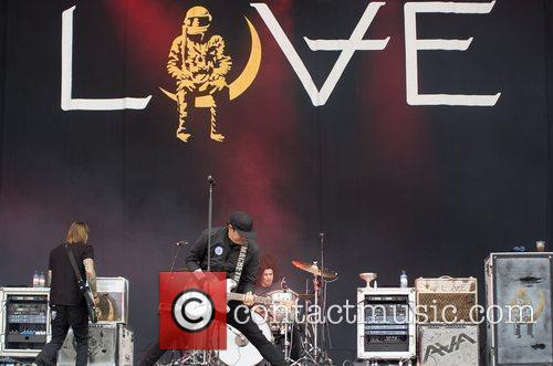 Angels And Airwaves and Leeds & Reading Festival 7