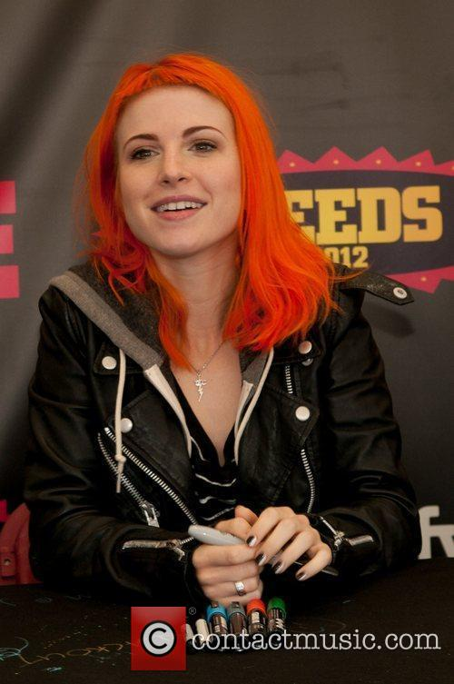 Hayley Williams, Leeds & Reading Festival and Leeds Festival 2