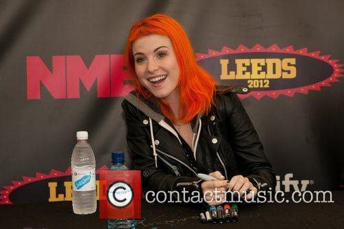 Hayley Williams, Leeds & Reading Festival and Leeds Festival 3