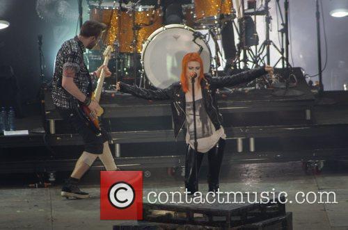 Paramore, Leeds & Reading Festival