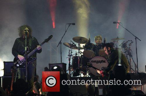 Robert Smith, The Cure and Leeds & Reading Festival 12