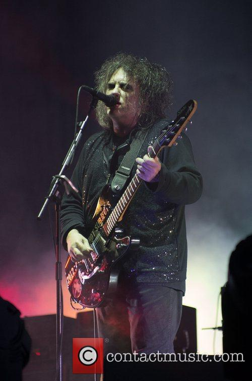 Robert Smith, The Cure and Leeds & Reading Festival 13