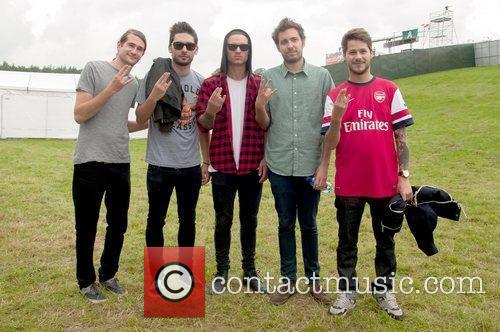 You Me At Six, Leeds & Reading Festival and Leeds Festival 2