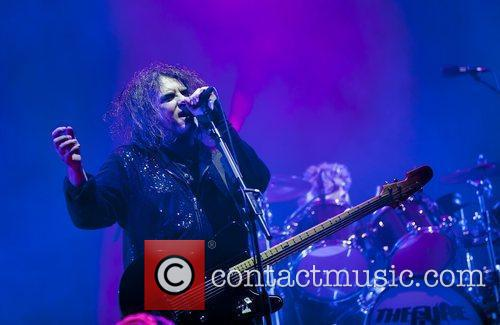 Robert Smith, The Cure, Leeds & Reading Festival