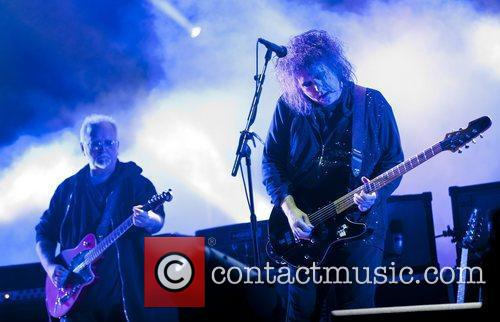 Robert Smith, The Cure and Leeds & Reading Festival 17