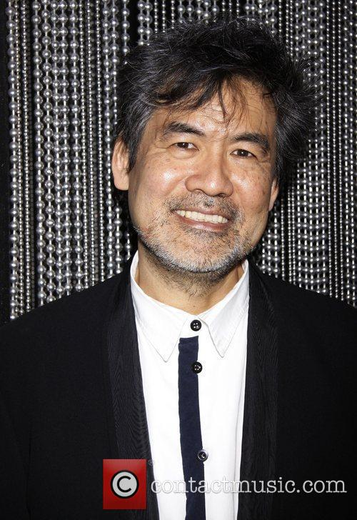 David Henry Hwang and Tina Chen