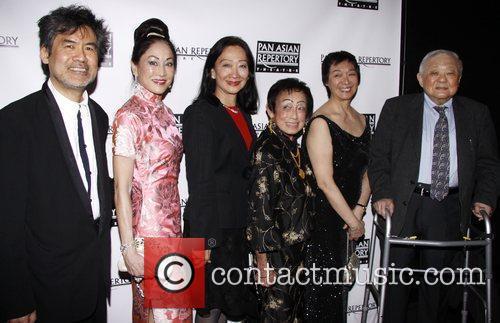 David Henry Hwang, Lucia Hwong Gordon, Tina Chen,...