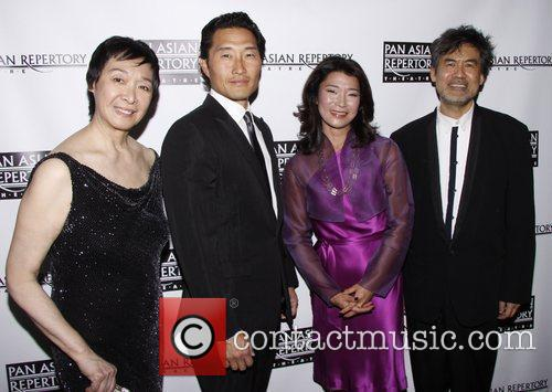 Daniel Dae Kim and David Henry Hwang 2