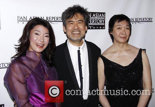 Vivian Lee, David Henry Hwang and Sade Lythcott...