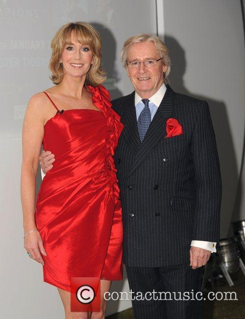 Emma Jesson and William Roache MBE  Leicester...