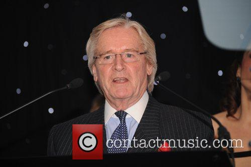 William Roache MBE  Leicester Mercury Sports Awards...