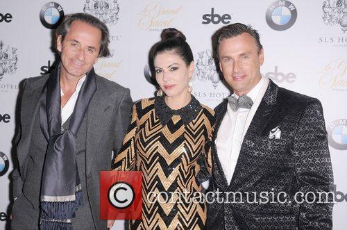 Frederick Mark, Adriana De Moura and Jonathan Yaskoff 4