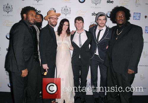 Rumer Willis and Capital Cities