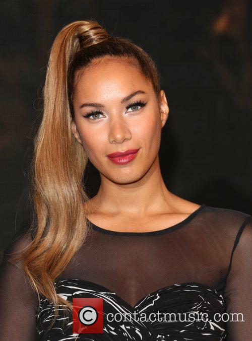 Leona Lewis, Glassheart, Oxford Street and Hmv Oxford Street 4