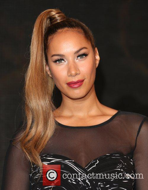 Leona Lewis, Glassheart, Oxford Street and Hmv Oxford Street 7