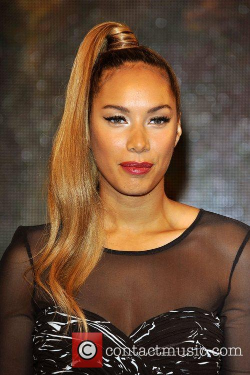 Leona Lewis and Hmv Oxford Street 5