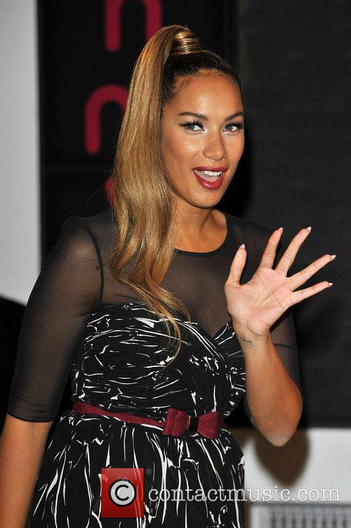 Leona Lewis and Hmv Oxford Street 6