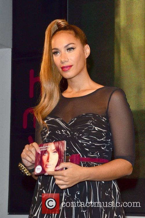 Leona Lewis, Glassheart, Oxford Street and Hmv Oxford Street 14
