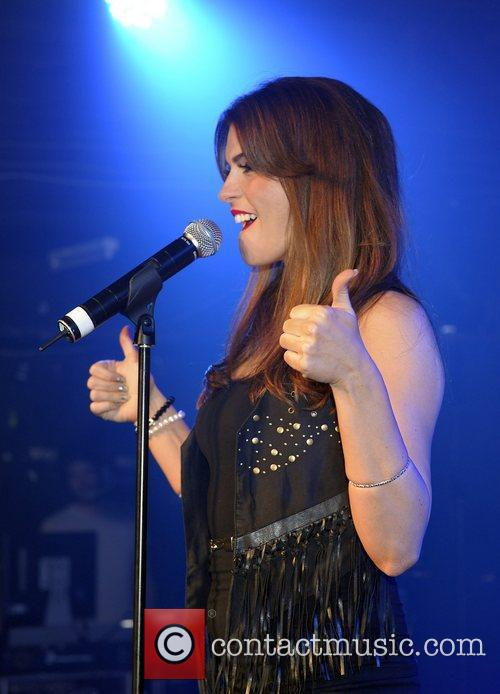 Carolynne Poole performing live at G-A-Y at Heaven...