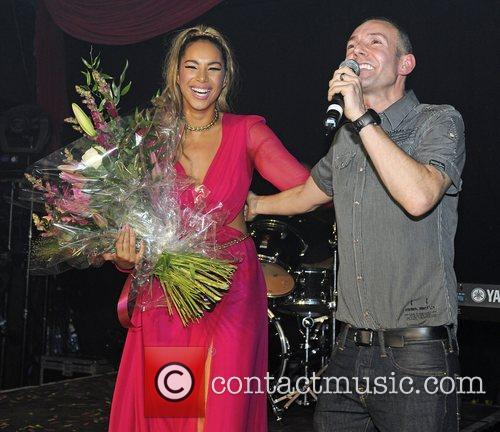 leona lewis performing live at g a y at 4125582