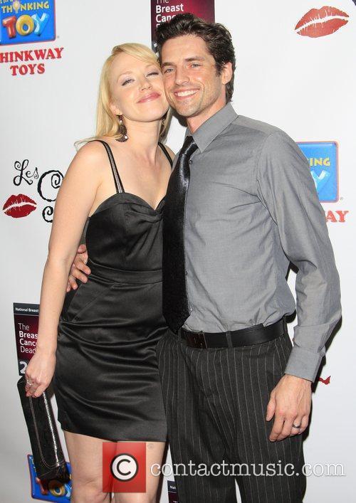 Adrienne Frantz and Scott Bailey 2
