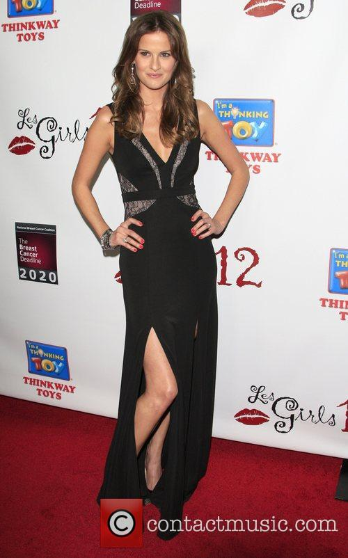 Brittany Shaw Les Girls 12th Annual Cabaret at...