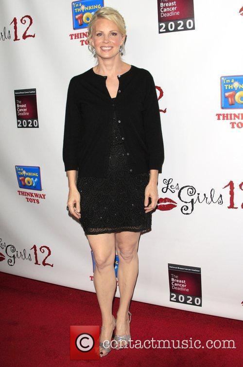 Monica Potter Les Girls 12th Annual Cabaret at...