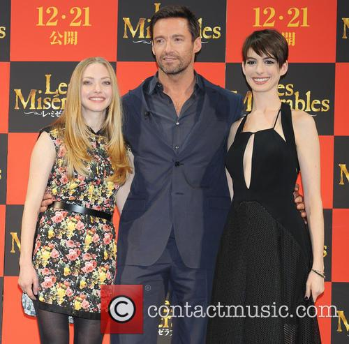 The Premiere and Les Miserables 1